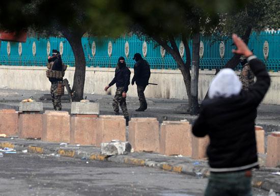 الشرطة-العراقية