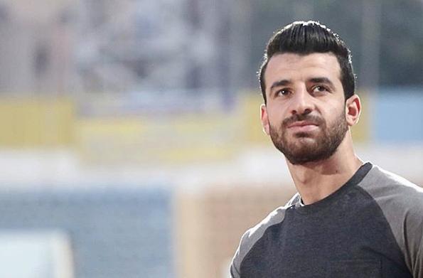 محمود متولي مدافع الأهلي