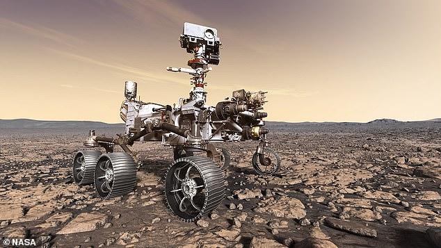 مركبة ناسا للمريخ