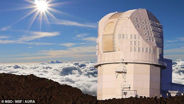 تلسكوب إنوى