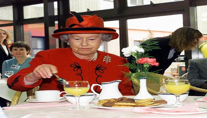الملكة إليزابيث لا تتناول اللحوم النيئة
