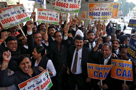 مظاهرات-الهند