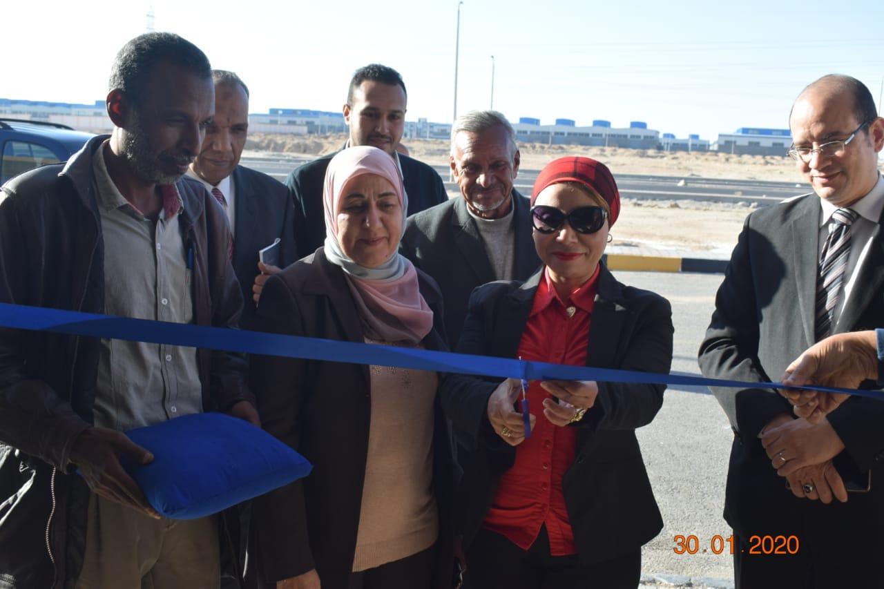 افتتاح معرض الوطنية للاستثمارات (3)