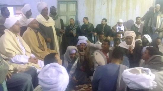 احتفالية-الطرق-الصوفية-بقرية-أقليت-أسوان-(9) - Copy