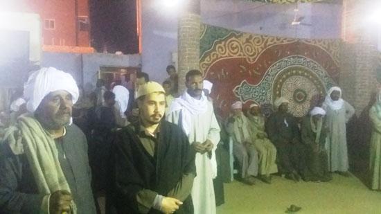 احتفالية-الطرق-الصوفية-بقرية-أقليت-أسوان-(3)