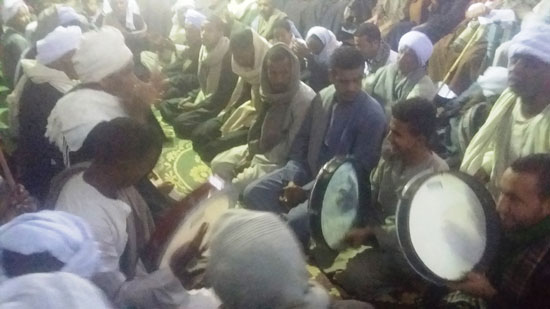 احتفالية-الطرق-الصوفية-بقرية-أقليت-أسوان-(6) - Copy