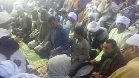 احتفالية-الطرق-الصوفية-بقرية-أقليت-أسوان-(7) - Copy