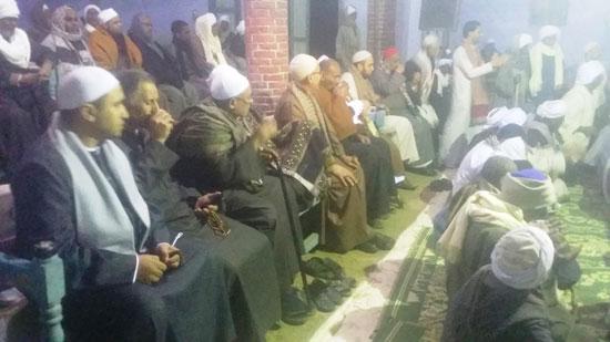 احتفالية-الطرق-الصوفية-بقرية-أقليت-أسوان-(5)
