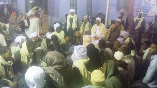 احتفالية-الطرق-الصوفية-بقرية-أقليت-أسوان-(1)