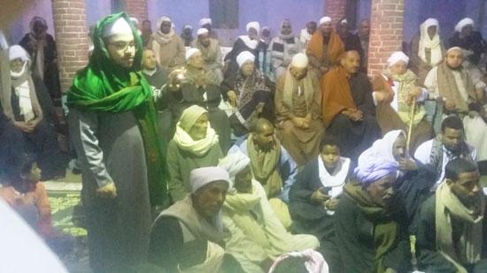 احتفالية-الطرق-الصوفية-بقرية-أقليت-أسوان-(2)