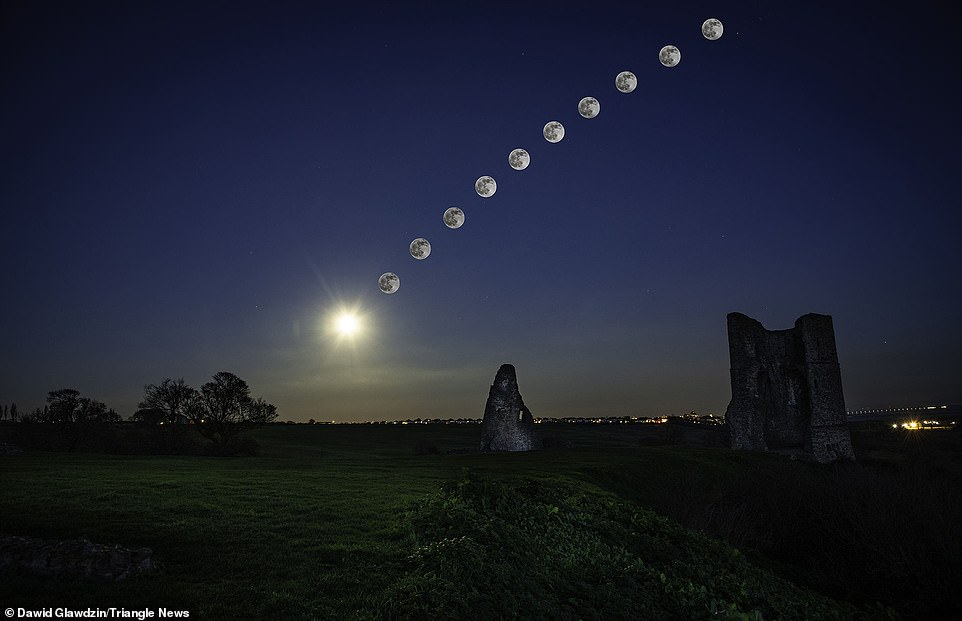 صورة القمر