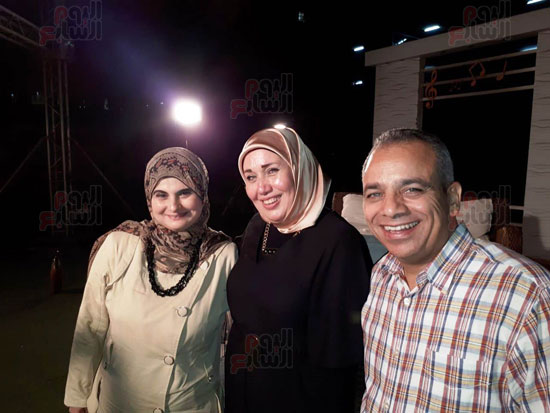 هالة طفلة فيلم الحفيد ، ميرفت العايدى فى فيلم الحفيد (6)