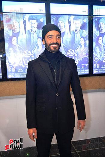 خالد النبوي في العرض الخاص