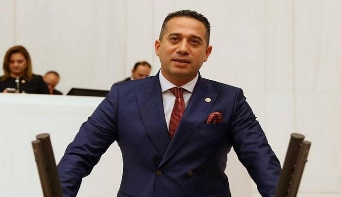 على ماهر باشارير النائب التركى المعارض عن حزب الشعوب الديمقراطى