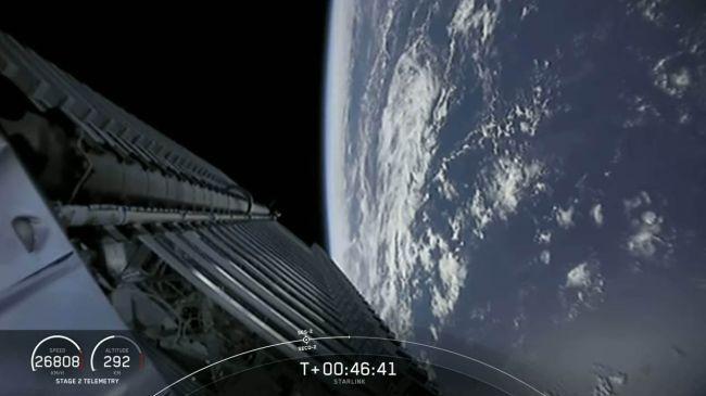 اقمار spacex