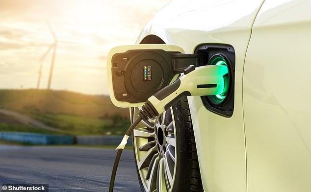 بطارية للسيارات الكهربائية