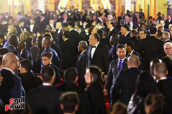 الشخصيات العامة تشارك فى مهرجان الكاف