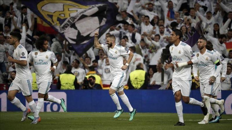 ريال مدريد يأمل في استعادة دوره المميز في دوري الابطال