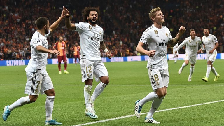 ريال مدريد يحتاج إلى لاعب وسط