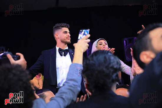 حفل زفاف أحمد الشيخ  (37)