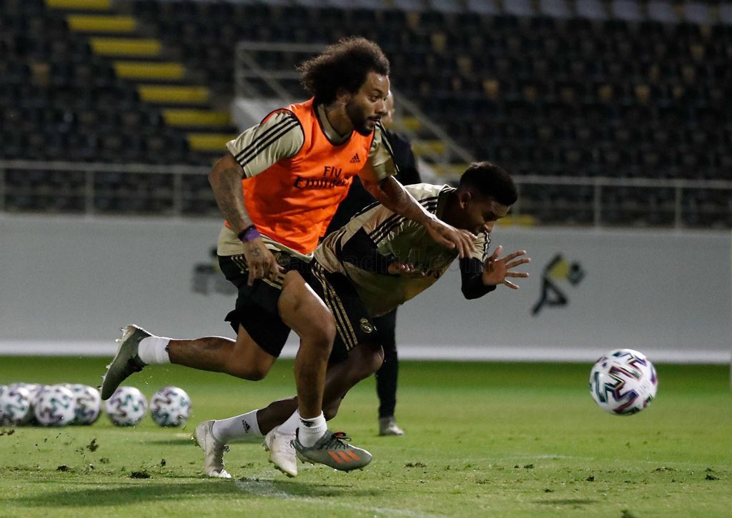 تدريبات ريال مدريد (5)