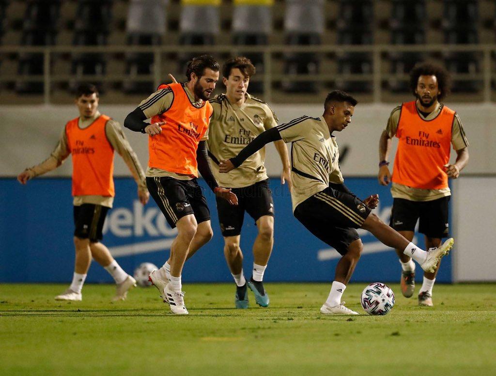 تدريبات ريال مدريد (4)