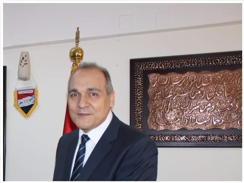 محمد عطية مدير تعليم القاهرة