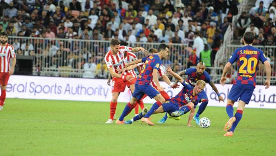 مباراة-اتلتيكو-مدريد-وبرشلونة