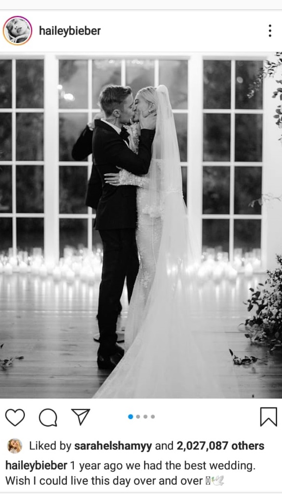 هيلى بيبر عارضة الأزياء وزوجة جاستن بيبر