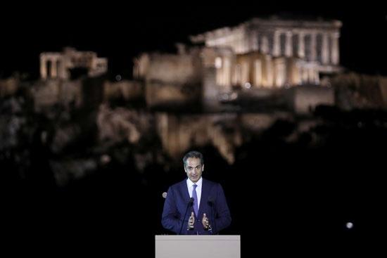 رئيس وزراء اليونان يفتتح المتحف