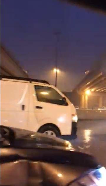 أمطار في السعودية