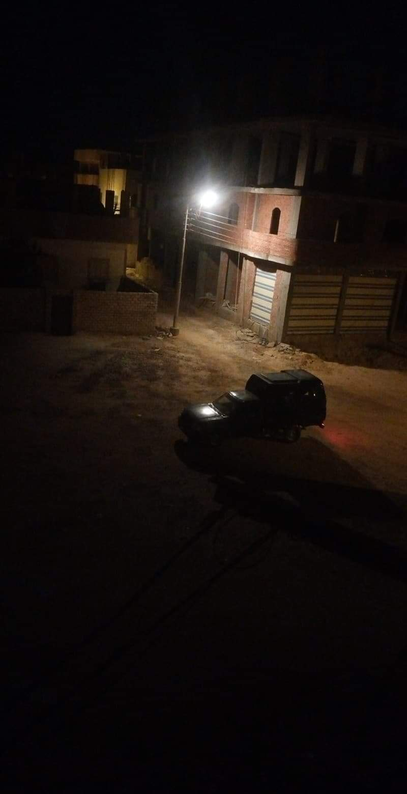 سيارة الإسعاف فى طريقها لموقع الحادث (2)