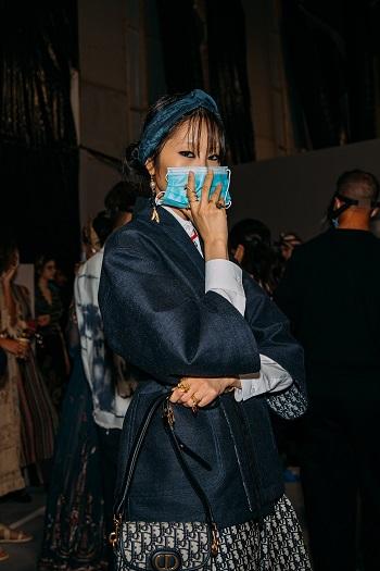 كواليس عرض أزياء Christian Dior (7)