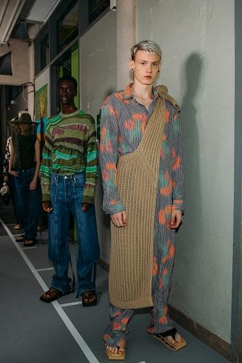 كواليس عرض أزياء Kenzo (4)
