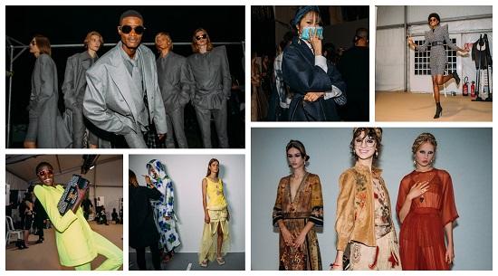 كواليس أسبوع الموضة في باريس لربيع 2021