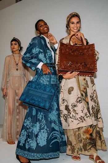 كواليس عرض أزياء Christian Dior (6)