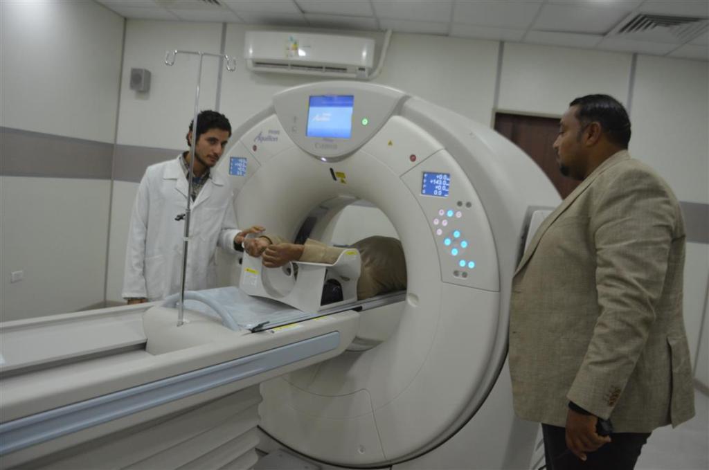 كيف حصلت الأقصر على قائمة مشروعات صحية وإنشاء مستشفيات جديدة  (1)