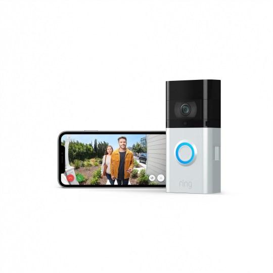 The doorman Ring video Doorbell 3