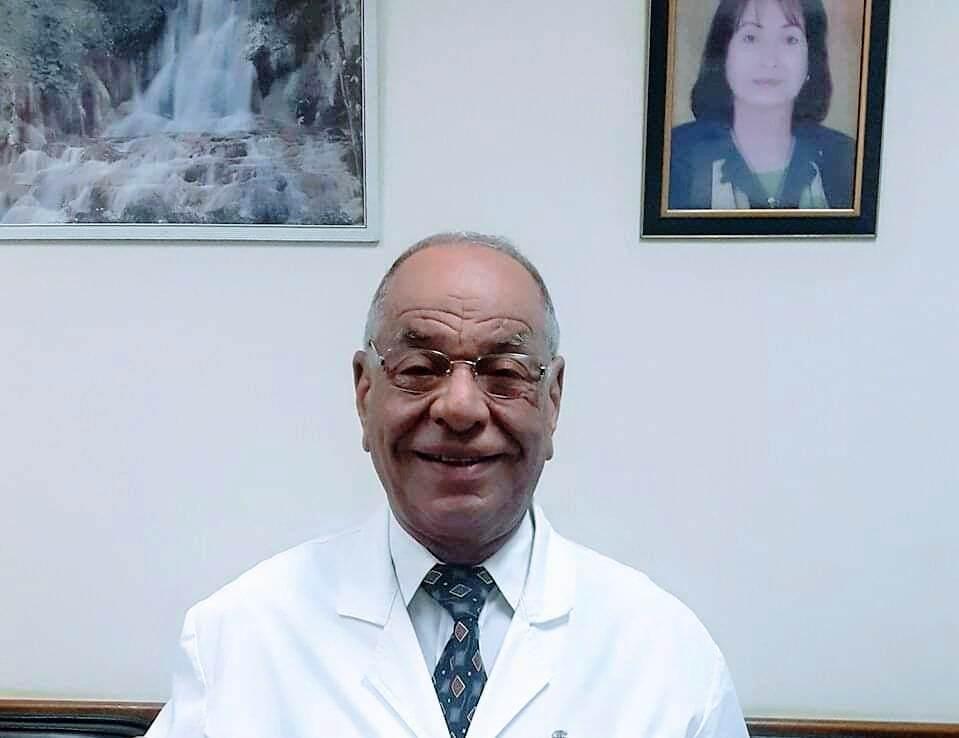 الدكتور مختار الظواهرى