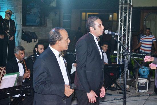 نقابة المهندسين بالإسكندرية تنظم حفلا بمناسبة ذكرى انتصارات أكتوبر (3)