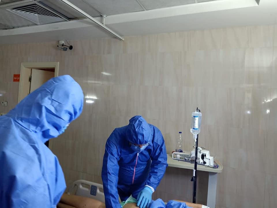 خلال الجراحة