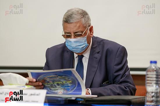 مؤتمر وزير الاوقاف بشأن تنظيم الاسرة (38)
