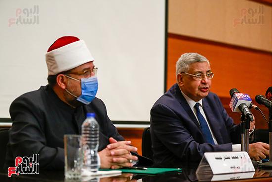 مؤتمر وزير الاوقاف بشأن تنظيم الاسرة (16)
