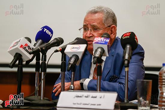 مؤتمر وزير الاوقاف بشأن تنظيم الاسرة (24)