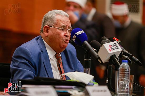 مؤتمر وزير الاوقاف بشأن تنظيم الاسرة (25)