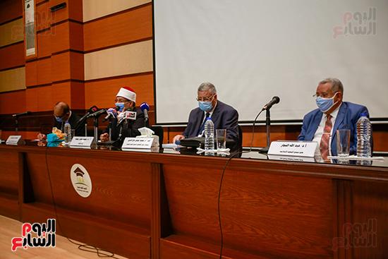 مؤتمر وزير الاوقاف بشأن تنظيم الاسرة (27)