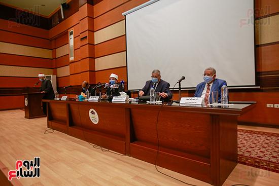 مؤتمر وزير الاوقاف بشأن تنظيم الاسرة (28)