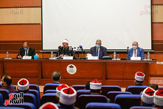 مؤتمر وزير الاوقاف بشأن تنظيم الاسرة (30)