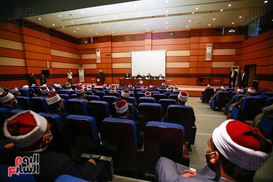 مؤتمر وزير الاوقاف بشأن تنظيم الاسرة (29)