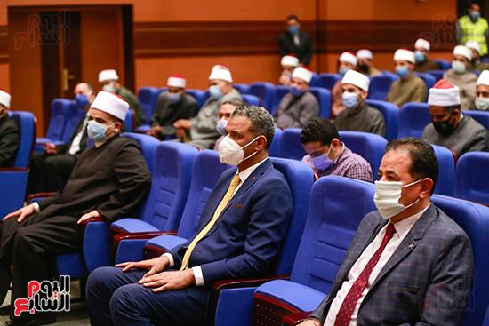 مؤتمر وزير الاوقاف بشأن تنظيم الاسرة (2)